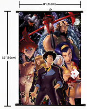 1864 Anime COWBOY BEBOP Wall Scroll  Home Decor Poster  Cosplay