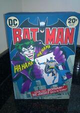 DC Comics Batman Luminart Light Up Touch  On / Off Artwork Canvas Light