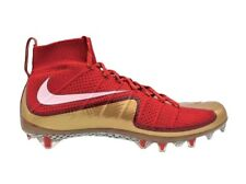 Nike Vapor Untouchable TD Football US 11 SF 49ers Red Gold 707455-628 NEW