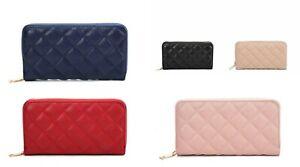 Acess Women's Long Wallet With Lattice Design VKP1618