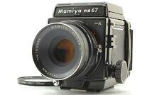 [N.MINT] MAMIYA RB67 PRO S + SEKOR C 127mm F3.8 medium format camera From Japan