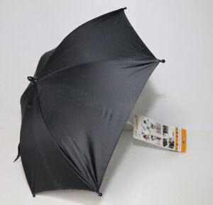 Vitility 70510340 Regenschirm Sonnenschirm mit Halterung für Rollstühle