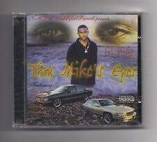 LIL MIKE - Thru Mike's eyes CD SEALED G Funk Houston Texas Cla$$ified Records