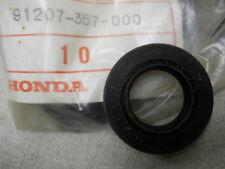 Honda NOS CR250, MR250, MT205, 1976, Oil Seal 20x34x7, # 91207-357-000   d1