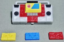 G.I. Joe & Transformers 2013 SDCC Excl BLASTER & 3 CASSETTES ACCESSORIES - Loose