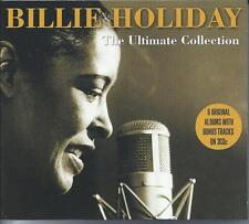 Billie Holiday - The Ultimate Collection [Best Of / Greatest Hits] 3CD NEW
