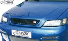 RDX Motorhaubenverlängerung OPEL Astra G Metall Böser Blick Haubenverlängerung
