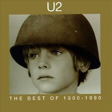 The Best of 1980-1990 by U2 (CD, Nov-1998, Island (Label))