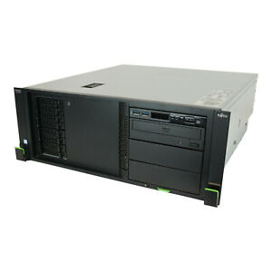 Fujitsu Server Primergy TX1330 M2 1x E3-1230v5 @3,40GHz 32GB DDR4 RAM 8x SFF