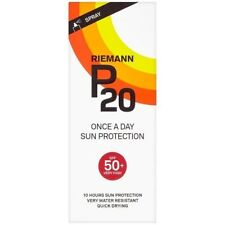 Riemann P20 Once A Day Sun Protection Spray SPF50+ 200ml