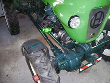 Ölfilterumbausatz Ölfilteradapter Warchalowski Motor SD 21 Traktor Lindner BF17