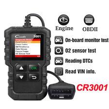 New OBD2 Code Reader CR3001 EOBD Car Diagnostic Scan tool Engine Light&check
