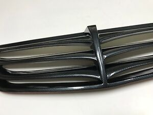 Front Hood Grille CARBON Eagle for 2006 2010 Hyundai Azera TG