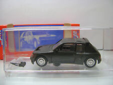 Diecast Vitesse Peugeot 205 Turbo 16 Roadcar 1:43 in Dark Grey MIB