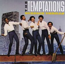 Surface Thrills - Temptations (2014, CD NEUF)