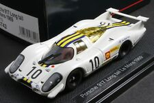 EBBRO 1:43 SCALE PORSCHE 917 LONG TAIL LE MANS 1969 DIE CAST MODEL NO MINICHAMPS
