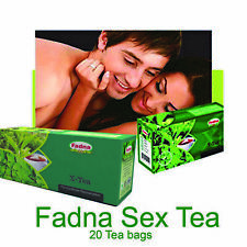 100% NATURAL CEYLON FADNA BEDROOM SEX TEA RESTORE SEXUAL VITALITY HEALTHY