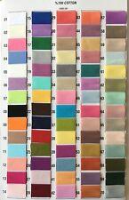 %100PURE COTTON/ BUY 4 GET 1 FREE/ Bias Binding Tape 2cm Width/ 20 mm UK SELLER