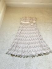 BNWT Monsoon Bridesmaid Dress Cream / Ivory Size UK 10/12 / EU 40