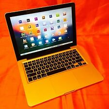 "MacBook Pro 13""  i5 TURBO 2.9Ghz +16GB +1TB SSHD + Audio-Video-Picture EDITTING"