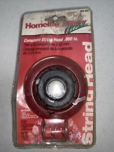 """RYOBI Homelite Complete String Head .080"""" Gas Trimmers New Sealed Mighty Lite"""