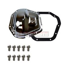 Mopar DODGE FORD DANA 60 CHROME STEEL FRONT/REAR DIFFERENTIAL COVER - 10 BOLT