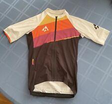 Podia Cycling Jersey, Small, Short Sleeve