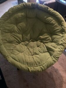 Folding Butterfly Chair Stool, Comfortable and Soft, Perfect Condition