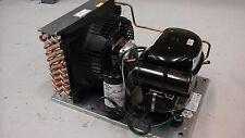 Tecumseh 1/4 Hp Condensing Unit Model Aea2411Zxasb 404A 120V 60Hz