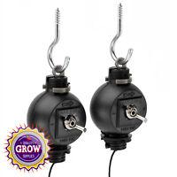 Hydroponic Grow Light Hanging Kit