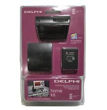 DELPHI SKYFi Home Adapter Kit XM Satellite Radio New In Box (SA50004-11P1)