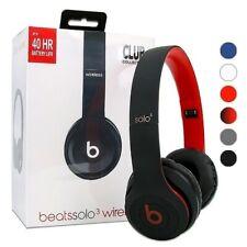Beats by Dr. Dre Solo3 On-Ear Wireless Headphones - Black