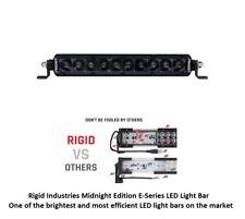 "Rigid Industries 10"" SR-Series PRO Midnight Edition Spot Optics LED Light Bar"