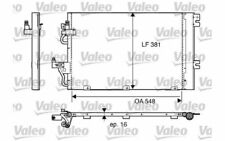 VALEO Condensador, aire acondicionado OPEL ASTRA ZAFIRA VAUXHALL 817839