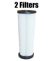 (2) HEPA Filter for F1 Dirt Devil Bagless Upright Vision Turbo Vacuum Cleaner