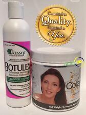 1 Collagina 10 Hydrolizado 100% Polvo + 1 Botulex Cleanser Toner Limpiadora