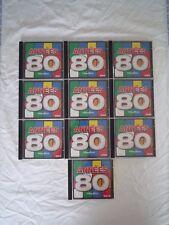 Coffret 10 CD Années 80 Hits Box