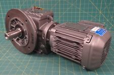 SEW Eurodrive SF57DRS71M4/DH Helical-Worm Gear / Reducer With DRS Series Motor