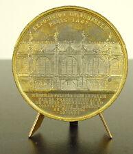 Médaille Presse monétaire Fossey-Thonnelier Exposition de Universelle 1867 Medal