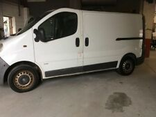 Vauxhall Commercial Van-Delivery, Cargoes with Immobiliser