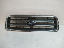 SUBARU FORESTER GRILLE 4 BAR TYPE X,XS, VIN JF2SG..., 08/03-07/05 03 04 05