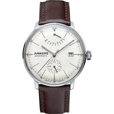 Junkers Bauhaus 6060-5 Armbanduhr für Herren
