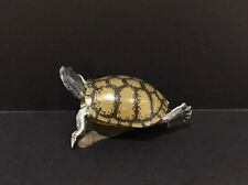 Kaiyodo Animatales Choco Q Series 10 Red Eared Slider Spotted Turtle Figure B
