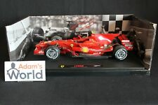 Hot Wheels Elite Ferrari F2008 2008 1:18 #2 Felipe Massa (BRA) Spain (PJBB)
