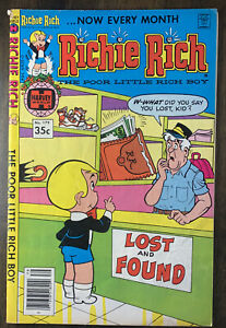 Richie Rich #179 (1979) 4.0 Very Good (Unlimited Shipping $3.99)