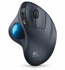 Logitech M570 Wireless Trackball Mouse Laser Wireless Radio Frequency Dark Gray