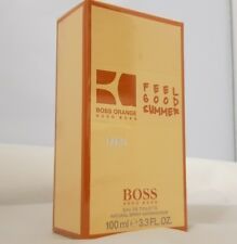 HUGO BOSS Orange Man Feel Good Summer Eau De Toilette 100 ml NEU OVP mit Folie