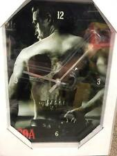 SONS OF ANARCHY TELLER GLASS WALL CLOCK - MAN CAVE - BAR - POOL ROOM GIFT IDEA