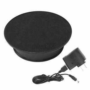 360 Degree Anti-slip Rotating Turntable Display Stand  For Photography Video