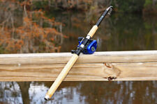 BASS   CARBON Telescoping Fishing Rod & Reel Combo by FTUSA® USA Daily Shipments